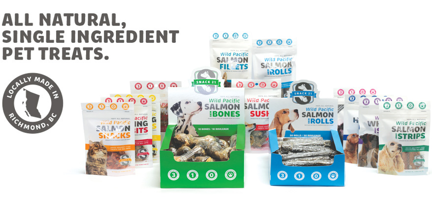 All Natural, Single Ingredient Pet Treats